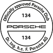 Officially approved Porsche Club 134